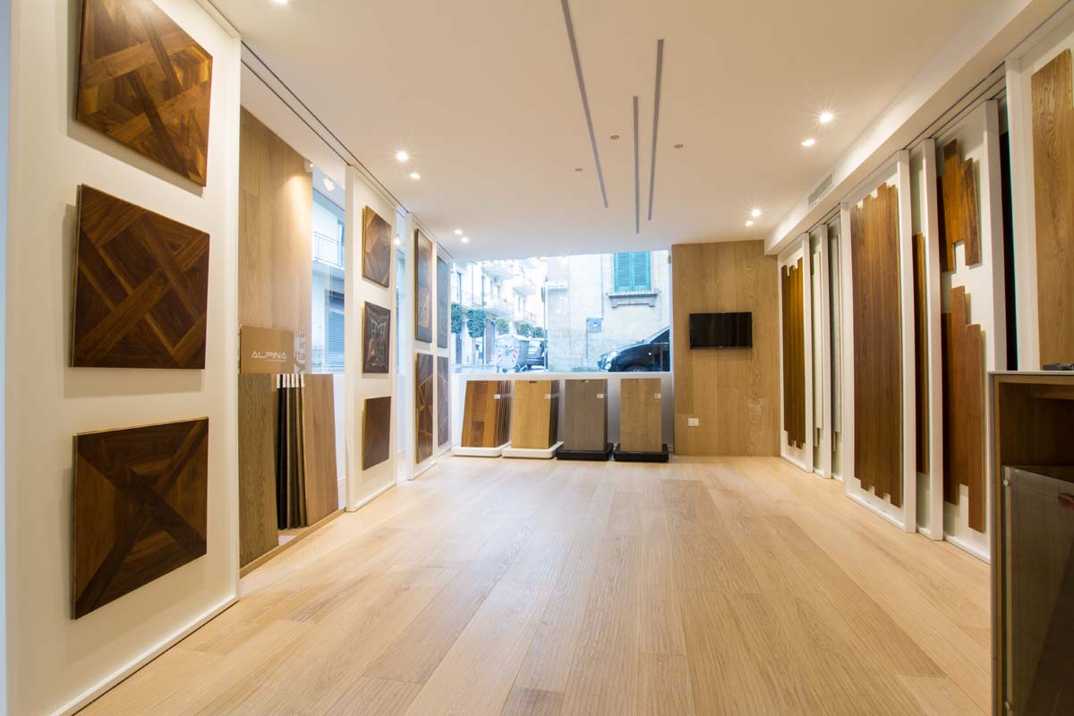 showroom parquet icones With parquet showroom