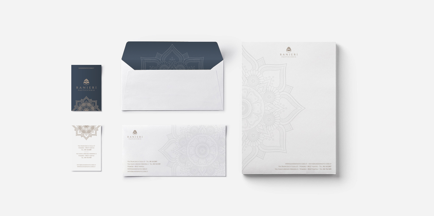 Graphic Design / Corporate Packaging